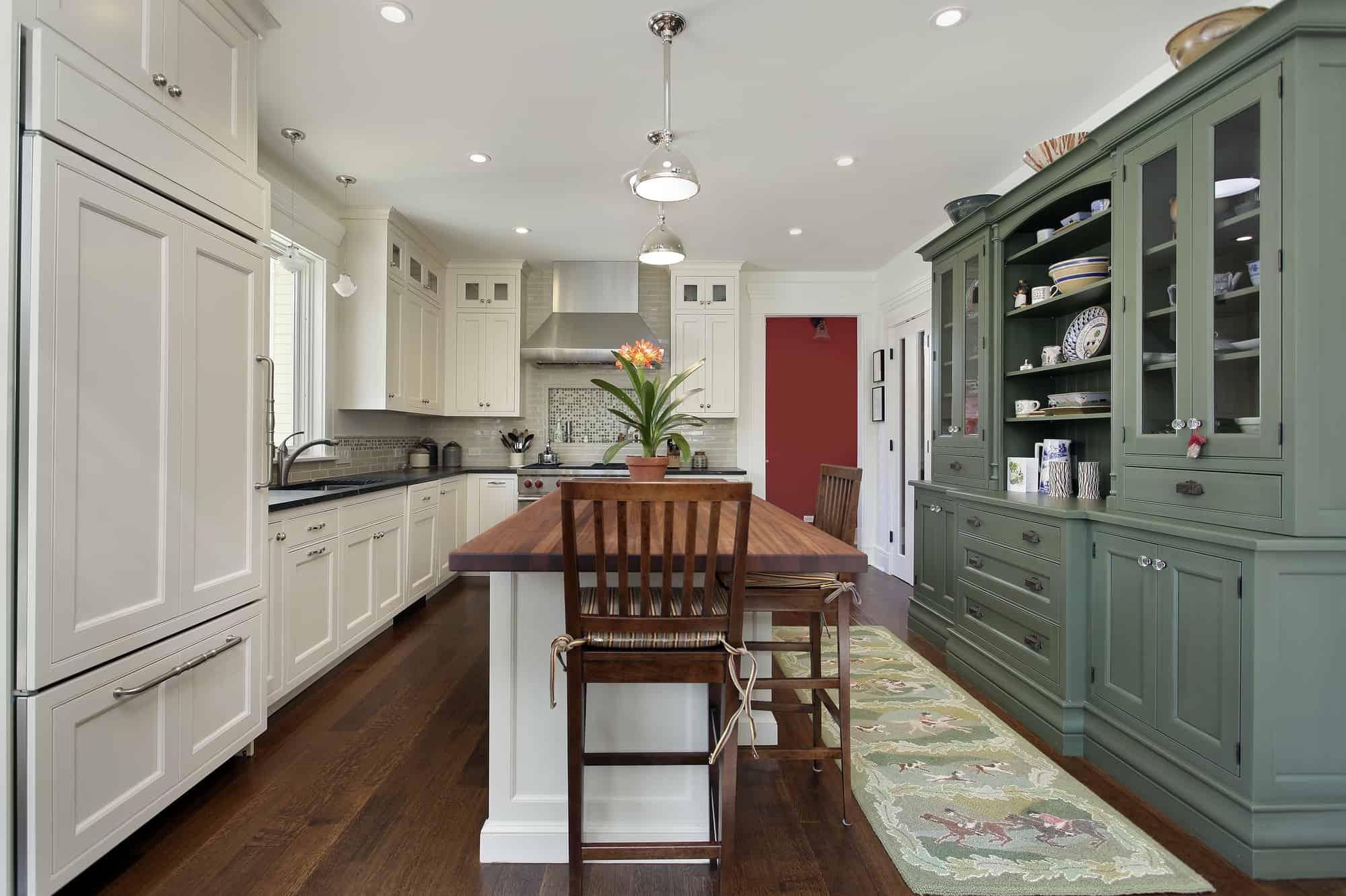 kitchen cabinet refinishing nj